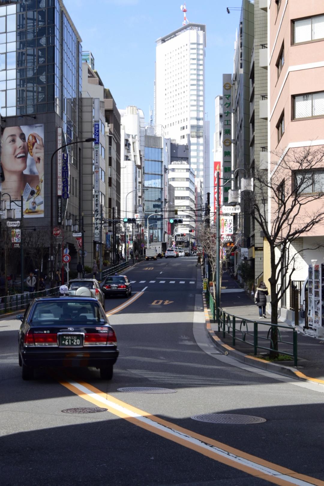 Street in Yoyogi